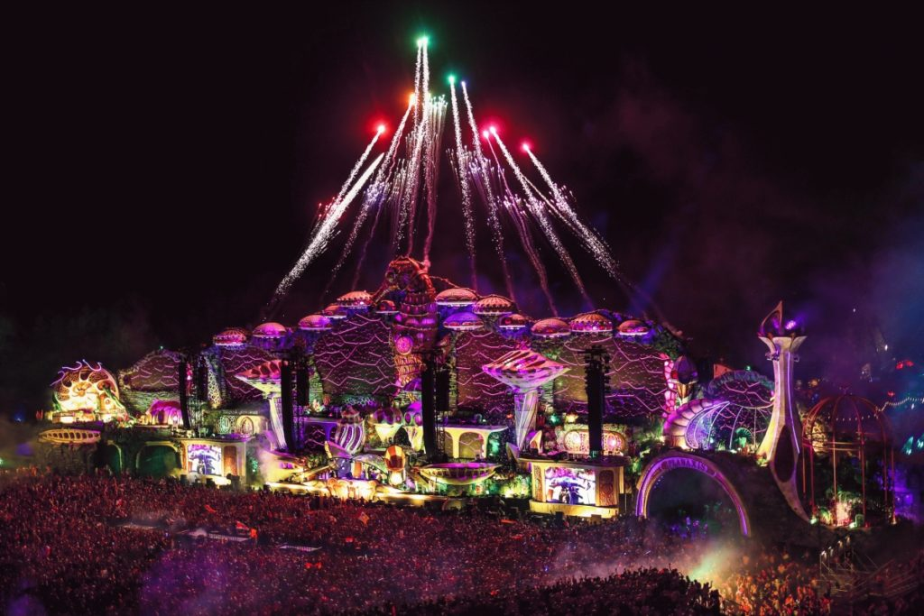 0629ab7322b043f2b3428929e786f5c8 1024x683 - A Detailed List About All Tomorrowland 2020 Stages: