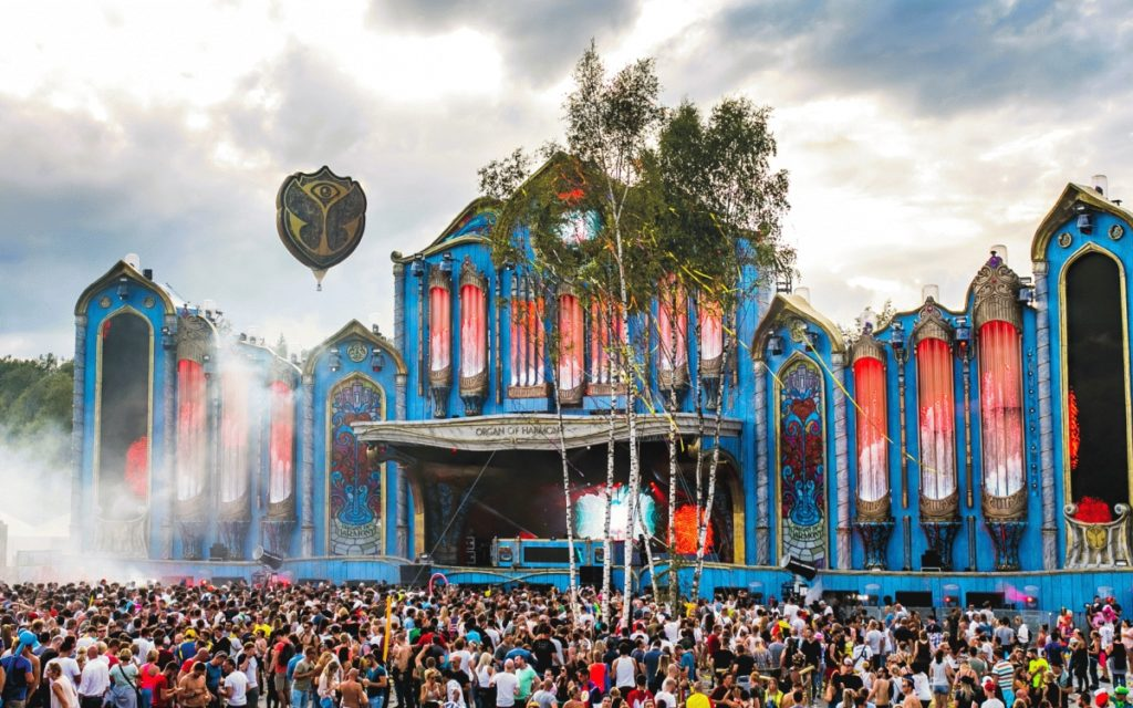 0c8eae927341c105722f45d8f1f7270f 1024x640 - A Detailed List About All Tomorrowland 2020 Stages: