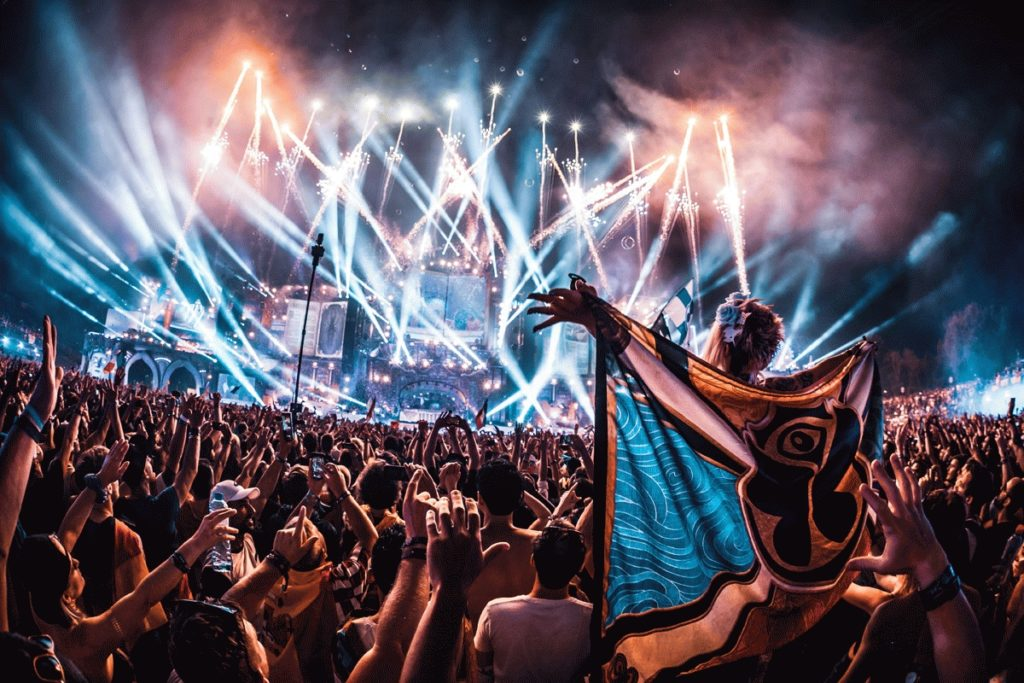 114539c5b57e4cb36df0377743e1e69d 1024x683 - A Detailed List About All Tomorrowland 2020 Stages: