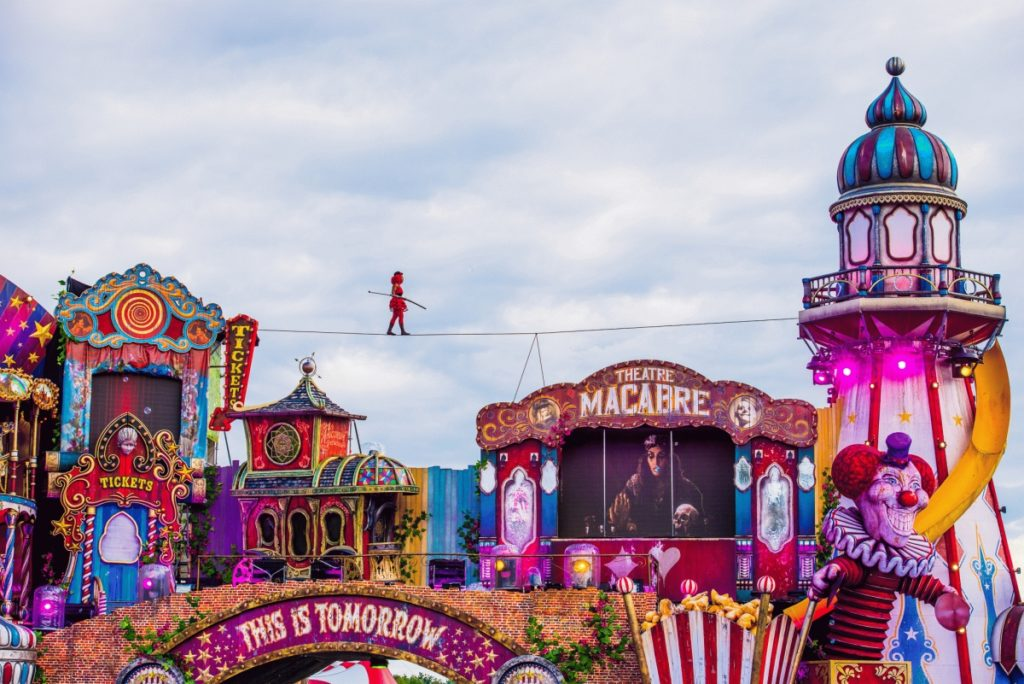 22a897de3eabd110377a96d585d4101b 1024x684 - A Detailed List About All Tomorrowland 2020 Stages: