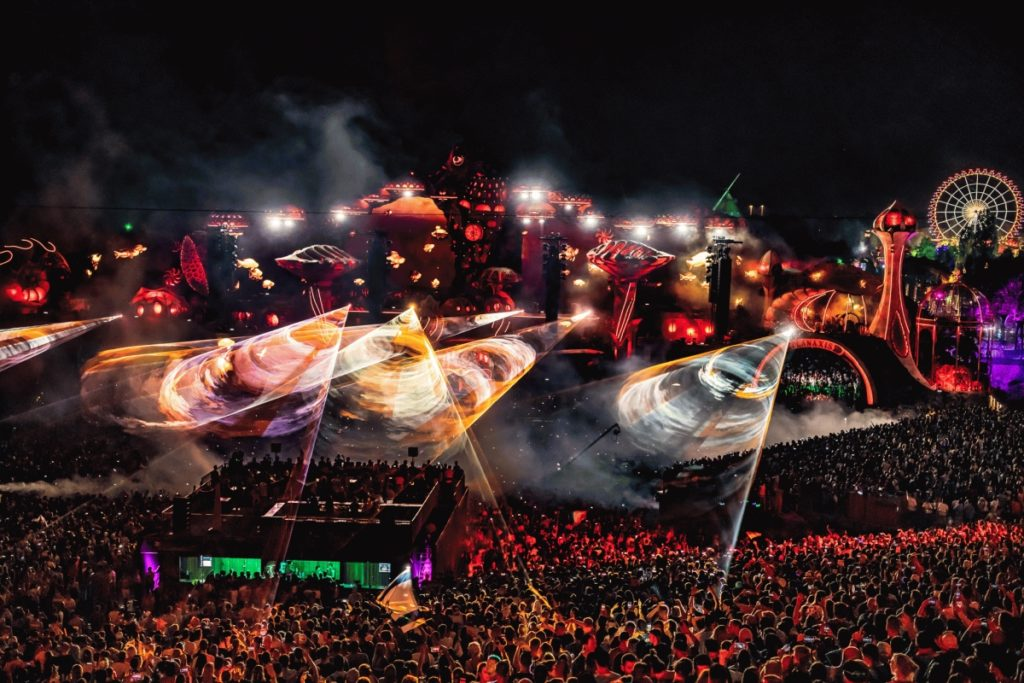 47b6aeb76286c19e1ca38f09bce39e59 1024x683 - A Detailed List About All Tomorrowland 2020 Stages: