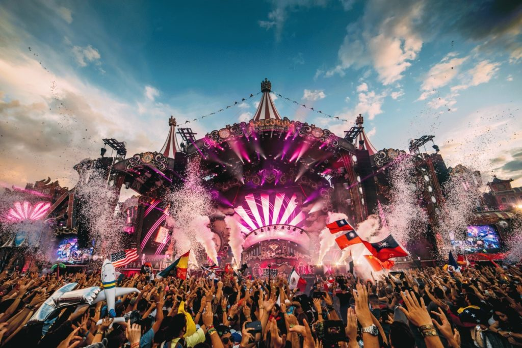 5a64fa95bd6ff32fe9c6dc77ea50143c 1024x683 - A Detailed List About All Tomorrowland 2020 Stages: