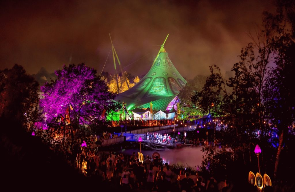 8b06896ef218c6faac4e5ba845ee3ba3 1024x668 - A Detailed List About All Tomorrowland 2020 Stages: