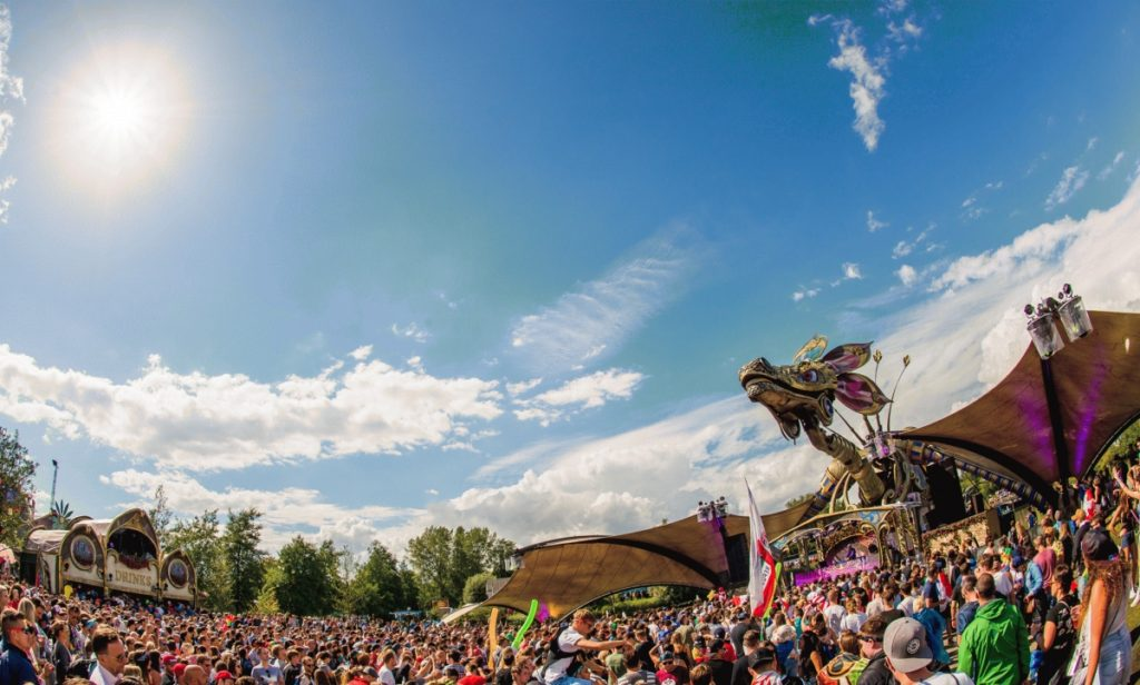 b2d68a894ed3259f9601dceec8d8a0c5 1024x616 - A Detailed List About All Tomorrowland 2020 Stages: