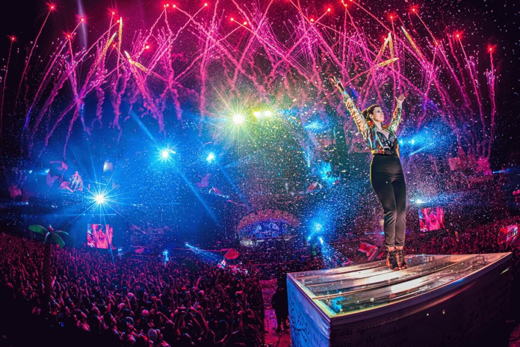 ca9e40019651f5cce1d13b4bcbd8d590 1024x684 - A Detailed List About All Tomorrowland 2020 Stages: