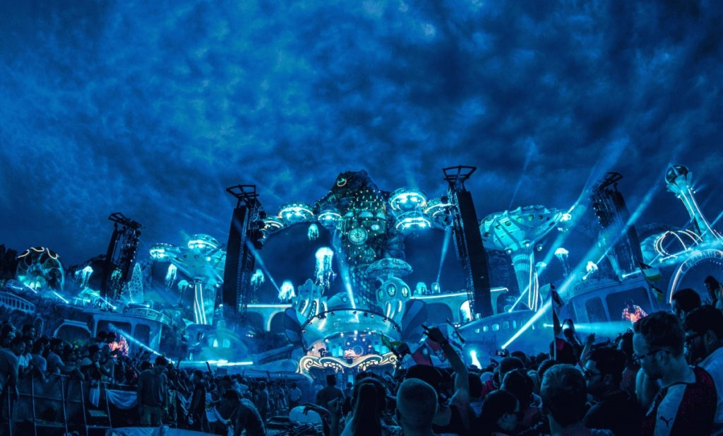 cfa67498c995b1e3b71cd9718cee86261 1024x617 - A Detailed List About All Tomorrowland 2020 Stages: