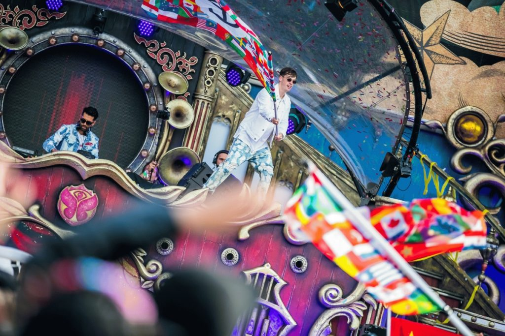 d34280d676fa772c053b7417295250eb 1024x683 - A Detailed List About All Tomorrowland 2020 Stages: