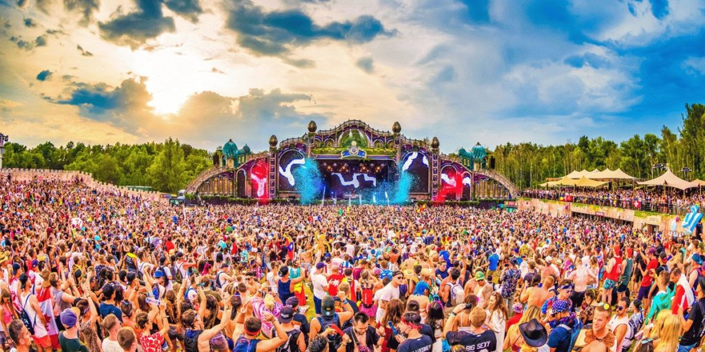 f629de62b5e8bf6f4e8c824207d7626a 1024x512 - A Detailed List About All Tomorrowland 2020 Stages: