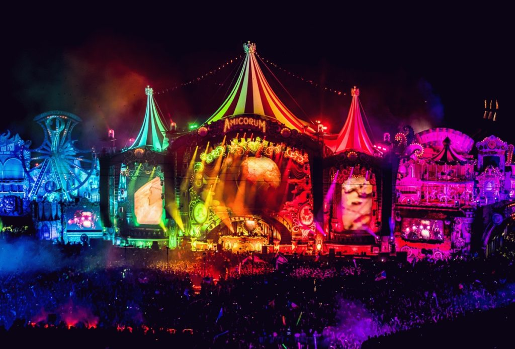 f954c003c85ac6f47b679619c5cee8fb 1024x695 - A Detailed List About All Tomorrowland 2020 Stages: