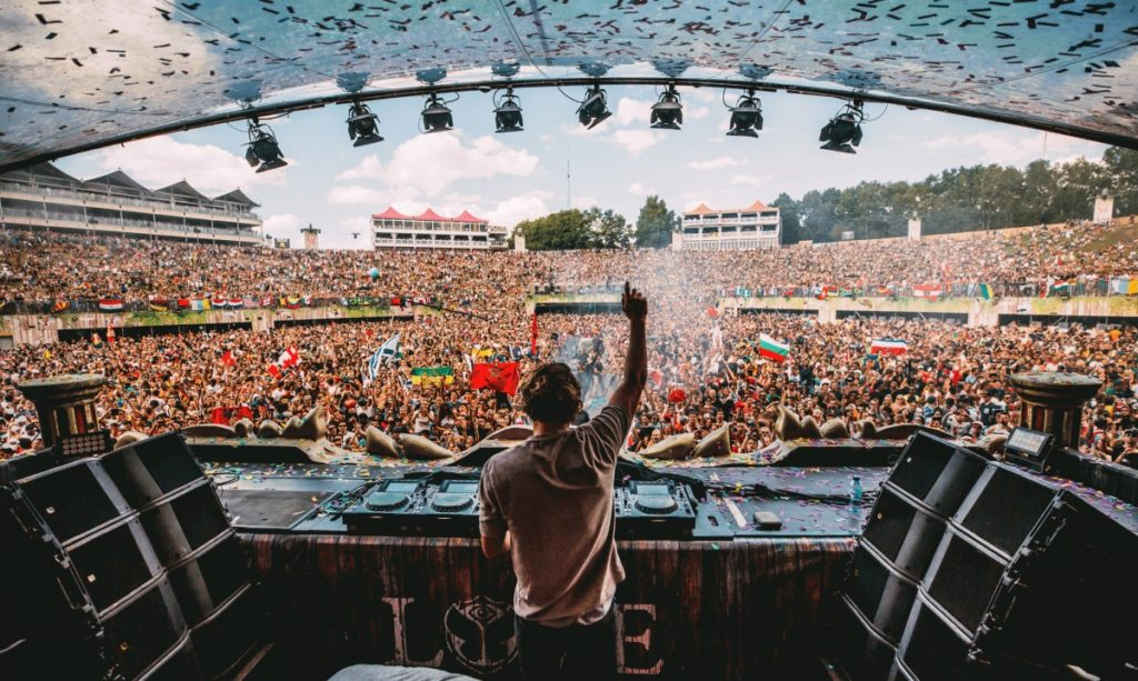 fcd51d73f7d216e4069bbf4b5aabc4d8 1024x613 - A Detailed List About All Tomorrowland 2020 Stages: