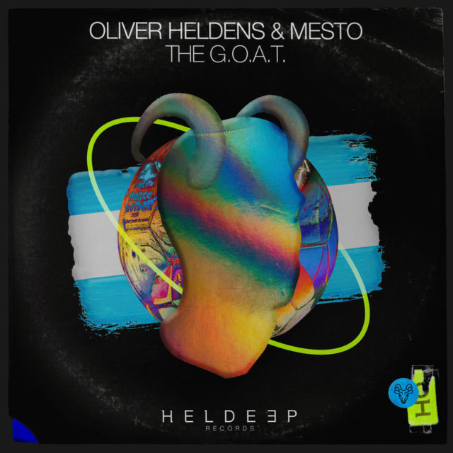 Oliver Heldens, Mesto - The G.O.A.T. Cover Photo