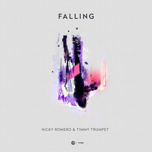 Nicky Romero, Timmy Trumpet - Falling Cover Photo
