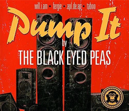Black Eyed Peas - Pump It Brasilia - (CRANIUM EDIT Cover Photo