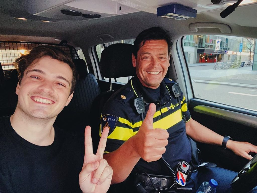 92952819 3057613004281533 9080679526630948864 o 1024x768 - Why Did The Dutch Police Arrive At Martin Garrix's House?