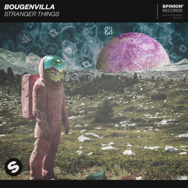 Bougenvilla - Stranger Things Cover Photo