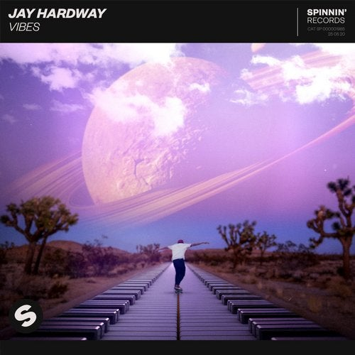 Jay Hardway - Vibes Cover Photo