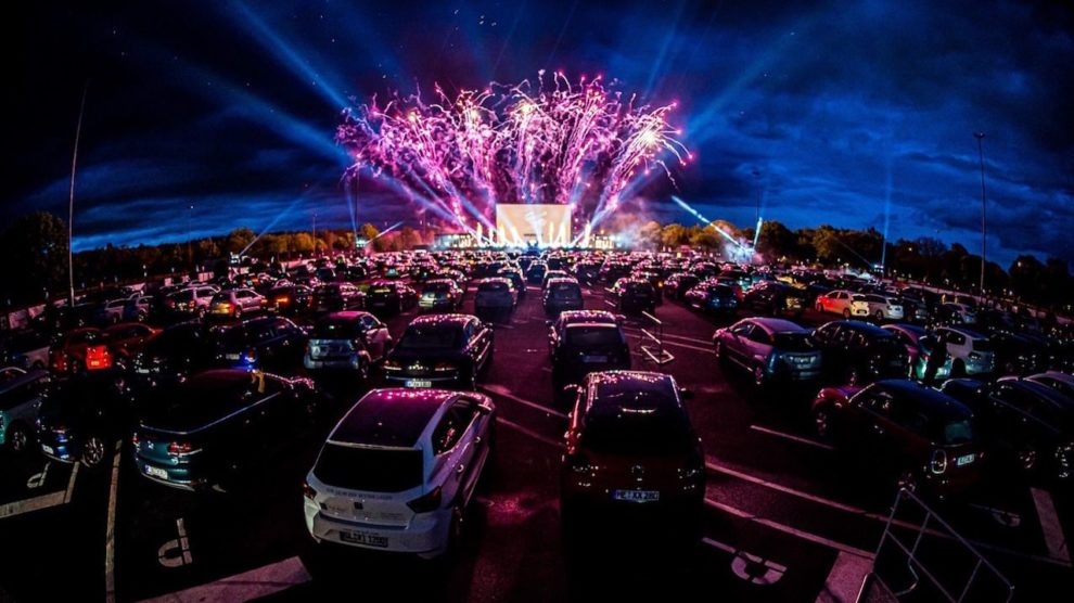 world club dome drive-in edition
