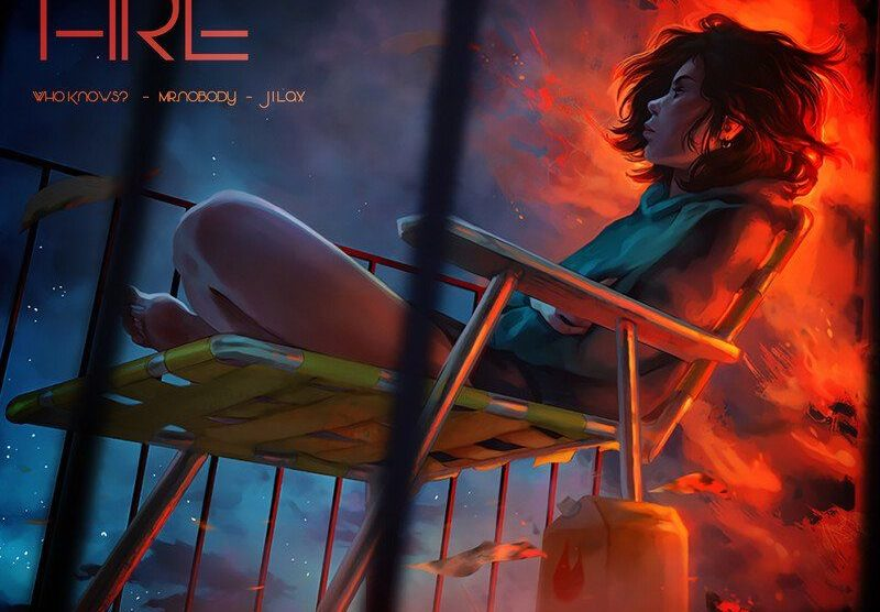 On Fire - Jilax, Who Knows, Mr. Nobody Cover Photo