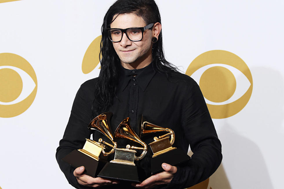 Skrillex2 - How much do you know about the EDM industry?